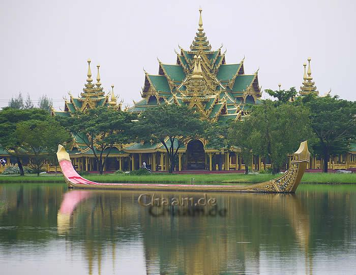 Pavillon des Erleuchteten in Ancient Siam