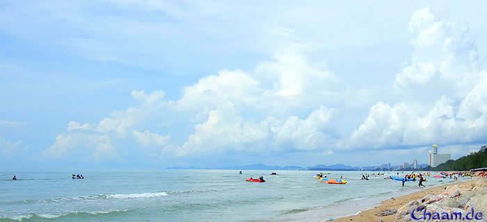 Strand von Cha-Am