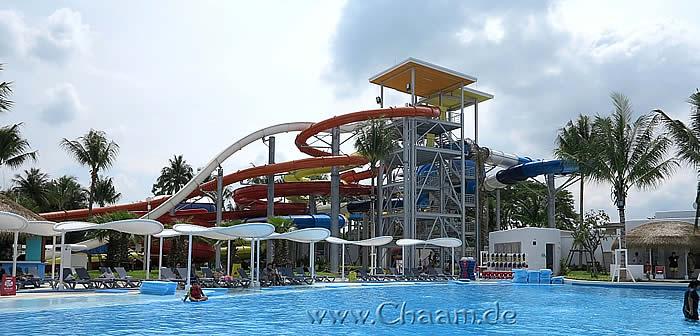 Wasserpark Cha-Am