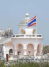 Phra Nakhon Khiri Tempel in Phetchaburi