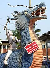 Sudsakorn in Puek Tian