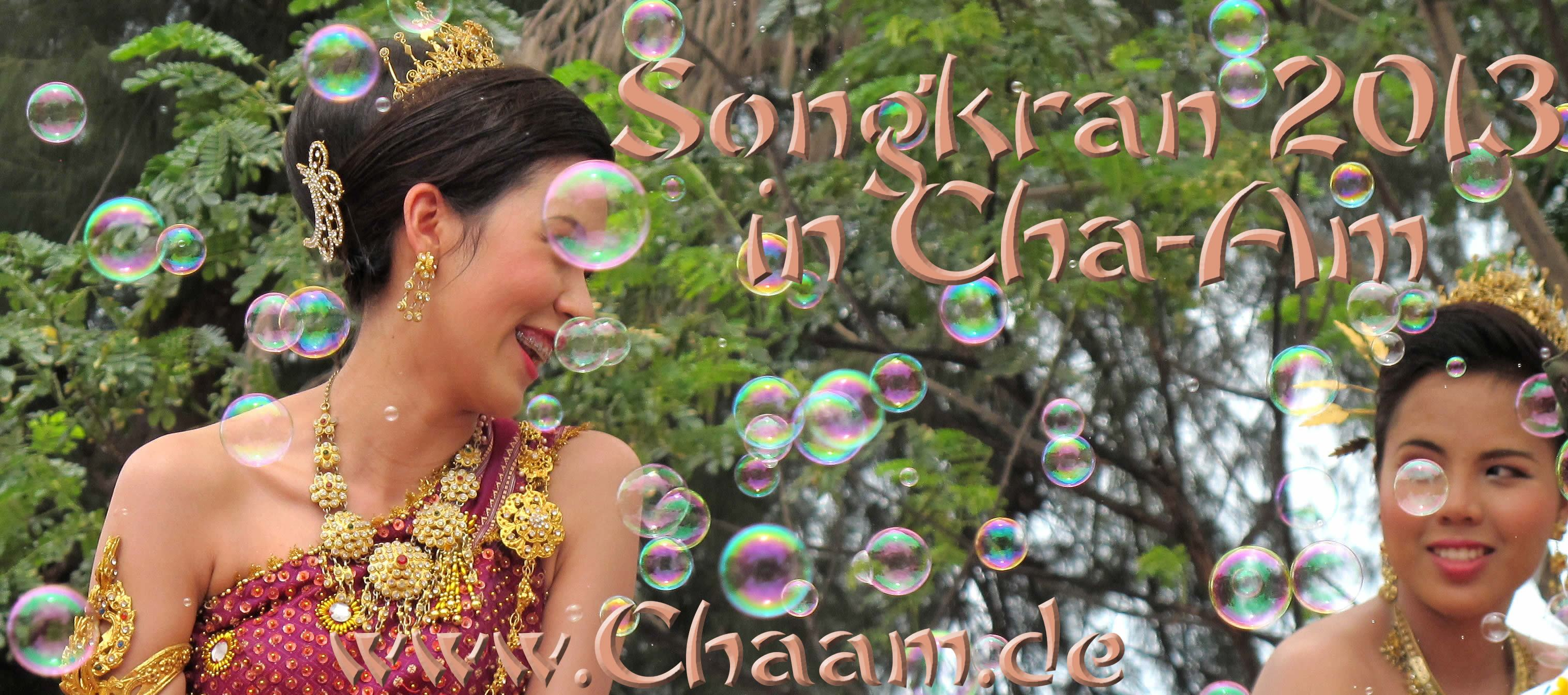 Cha-Am Songkran 2013