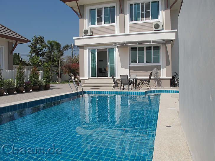 hua hin villa mieten luxus poolvilla in thailand mieten. Black Bedroom Furniture Sets. Home Design Ideas